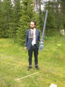 Potatiskanon i Åsträsk